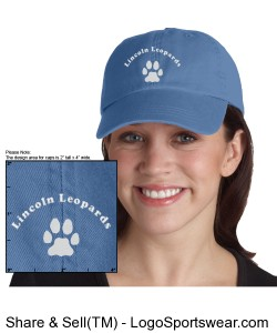 Women's Ball Cap Design Zoom
